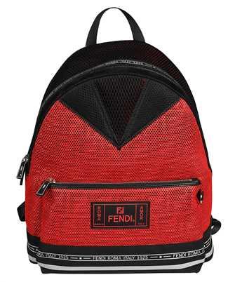Fendi 7VZ042 A7S8 EMBOSSED Backpack