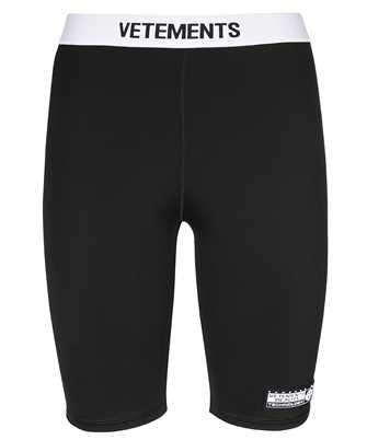 Vetements WA52TR210X LOGO CYCLING Shorts