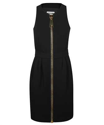 Moschino 0460 5525 MACRO ZIP JERSEY Dress