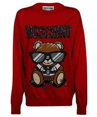 Moschino A 0931 5508 TEDDY BEAR KNIT Knit
