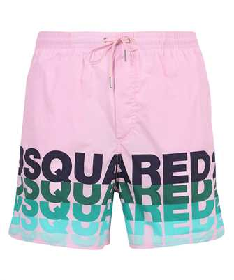 Dsquared2 D7N583790 ISA01 OMBRE LOGO Swim shorts