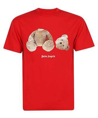 Palm Angels PMAA001R21JER001 BEAR T-shirt