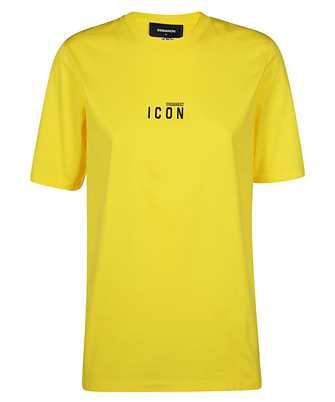 Dsquared2 S80GC0009 S23009 ICON MINI LOGO T-shirt