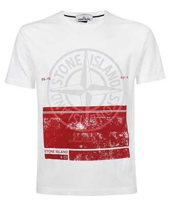 Stone Island 2NS65 BLOCK ONE T-shirt
