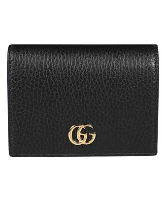 Gucci 456126 17WAG GG MARMONT Card holder