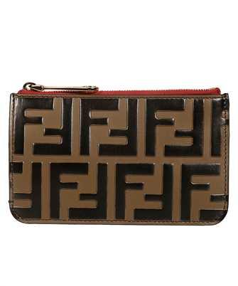 Fendi 8AP151 A6CB KEY RING Bag