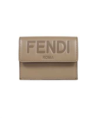 Fendi 8M0395 AAYZ MICRO TRIFOLD Wallet
