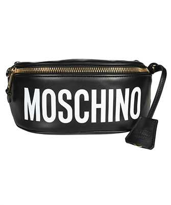 Moschino A7712 8001 LOGO Belt bag