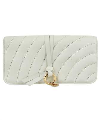 Chloé CHC18UP715A04 QUILTED ALPHABET Geldbörse