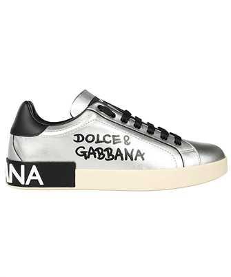Dolce & Gabbana CS1772 AW151 METALLIC CALFSKIN NAPPA PORTOFINO Sneakers