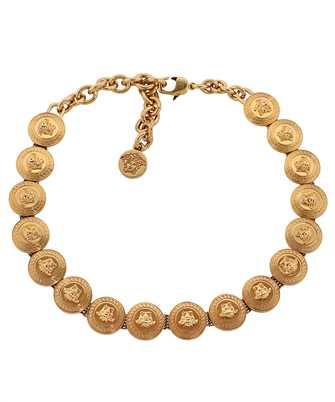 Versace DG3G402 DJMT MEDUSA MEDALLION GILDED Necklace