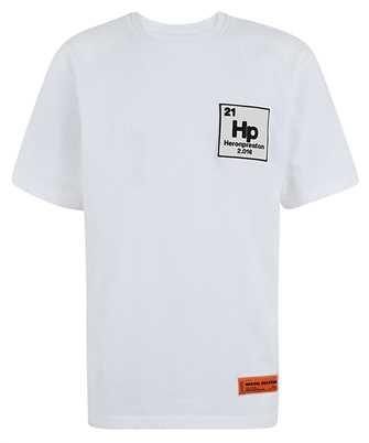 Heron Preston HMAA020R21JER001 HALO T-shirt