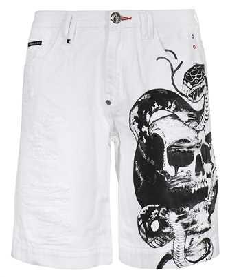 Philipp Plein PAAC MDT2494 ST. TROPEZ FIT SKULL Shorts
