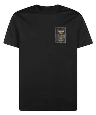 Emporio Armani 6H1TA3 1JDXZ PHOTOGRAPHIC PRINT T-shirt