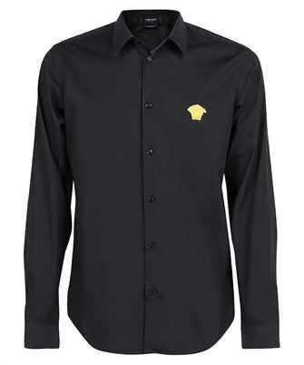 Versace A89273 A232105 MEDUSA EMBROIDERED Shirt