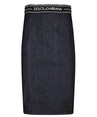 Dolce & Gabbana F4AJND G899T DENIM Skirt