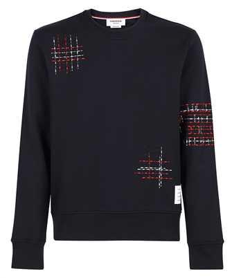 Thom Browne MJT289E 06931 CREW NECK Sweatshirt