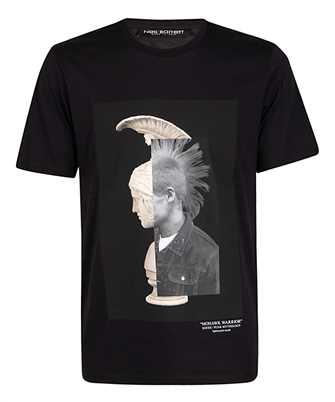 Neil Barrett PBJT793B P508S MOHAWK T-shirt