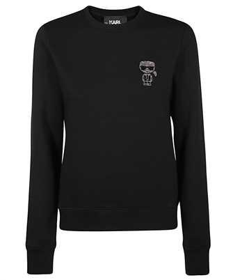 Karl Lagerfeld 206W1815 IKONIK MINI KARL Sweatshirt