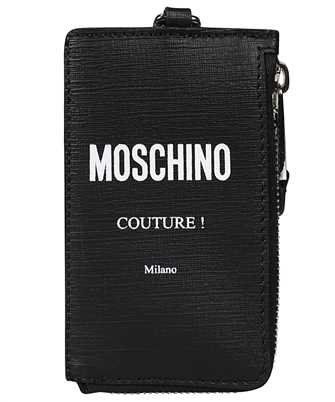 Moschino 8110 8210 LOGO Card holder