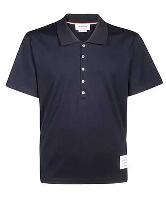 Thom Browne MJP052A-00042 RELAXED FIT Polo
