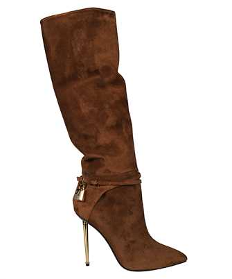 Tom Ford W2529T LCL071 PADLOCK Boots