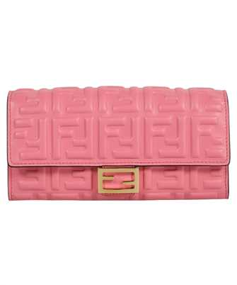 Fendi 8M0251 AAJD CONTINENTAL Wallet