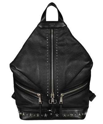 Jimmy Choo FITZROY-N UUF Backpack