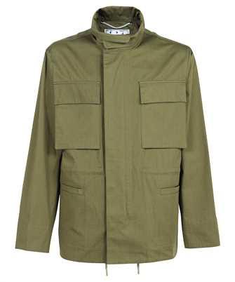 Off-White OMEL021F21FAB002 ARROW FIELD Jacket