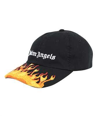 Palm Angels PMLB003R21FAB001 BURNING Cap
