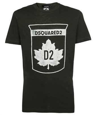 Dsquared2 S74GD0866 S22146 MAPLE LEAF T-shirt