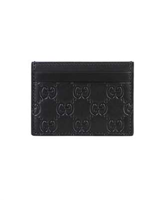 Gucci 233166 CWC10 SIGNATURE LEATHER Card holder
