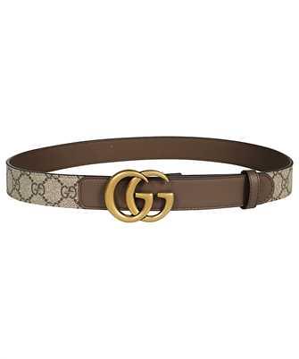 Gucci 400593 92TLT DOUBLE G Belt