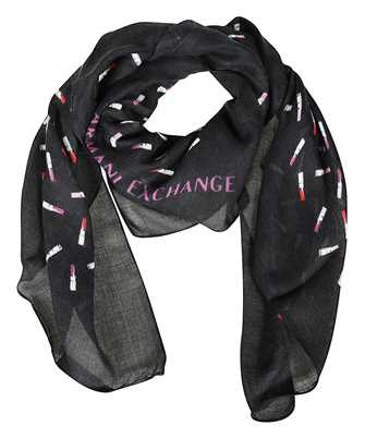 Armani Exchange 944105 0A820 LIPSTICKS Scarf