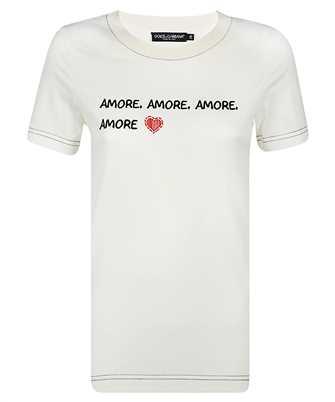 Dolce & Gabbana F8M68Z G7XCA AMORE Tričko
