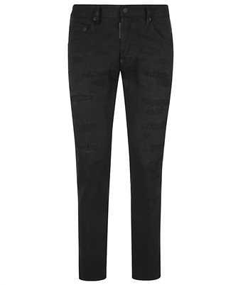 Dsquared2 S74LB0861 STN833 SKATER Jeans