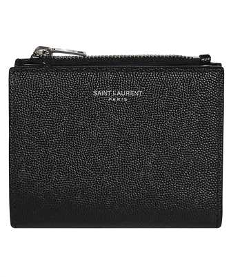 Saint Laurent 575789 BTY0N ZIPPERED Card holder