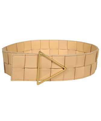 Bottega Veneta 651252 VMAY2 INTRECCIATO LEATHER Belt
