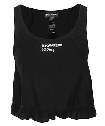 Dsquared2 D6D022620 Tank top