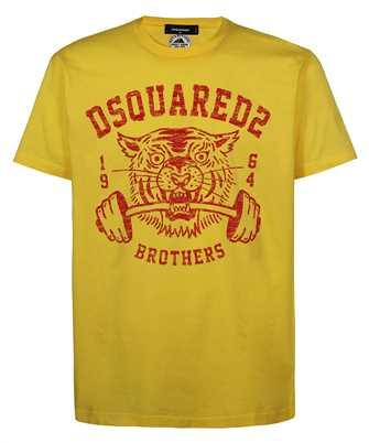 Dsquared2 S71GD1050 S22427 LOGO TIGER T-shirt