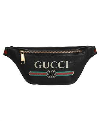 Gucci 527792 0GCCT GUCCI PRINT SMALL Belt bag