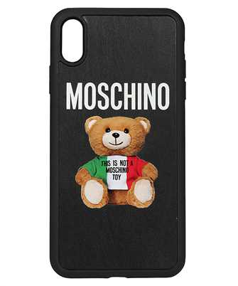 Moschino A7945 8301 ITALIAN TEDDY BEAR iPhone XS MAX cover