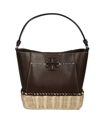 Tory Burch 79482 MCGRAW WICKER SMALL HOBO Bag