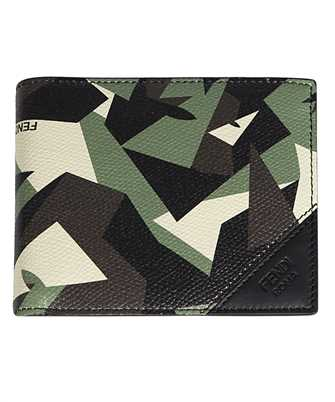 Fendi 7M0169 AC97 BILLFOLD Wallet