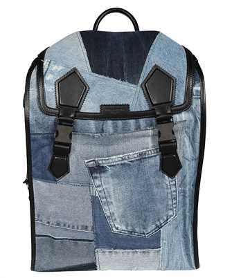 Dolce & Gabbana BM1799 AW347 PATCHWORK DENIM EDGE Backpack