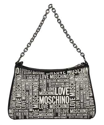 LOVE MOSCHINO JC4159PP1DLE ALL OVER LOGO PRINT Bag