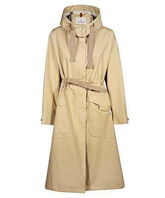 Moncler 1D704.40 C0494 MOUTARDE Coat