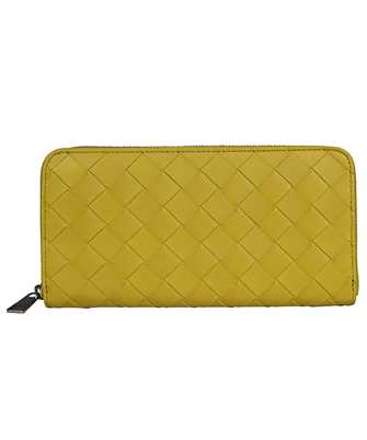 Bottega Veneta 593217 VCPQ4 ZIP-AROUND Wallet
