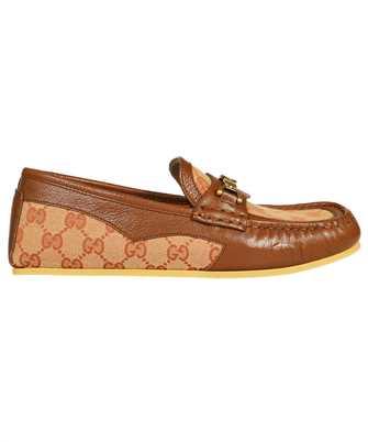 Gucci 655519 1XO20 G HORSEBIT Loafers