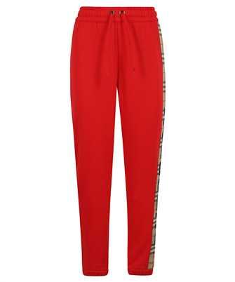 Burberry 8024955 VINTAGE CHECK PANEL COTTON JOGGING Trousers